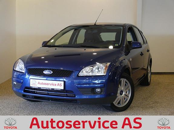 Ford Focus 1,6 TDCI Trend  2007, 60000 km, kr 79000,-