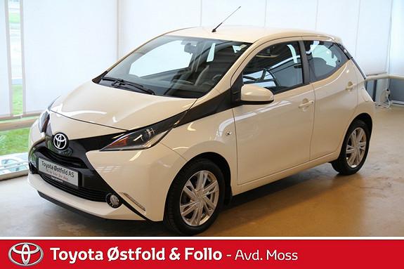 Toyota Aygo x-play 1,0  2014, 20000 km, kr 137000,-