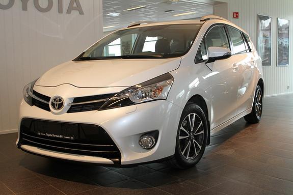 Toyota Verso 2,0 D-4D Active+ 7 seter  2013, 57100 km, kr 269000,-