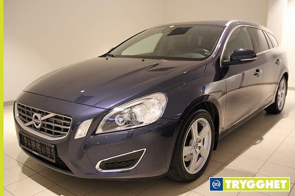 Volvo V60 DRIVe Summum Skinn/Webasto/+++