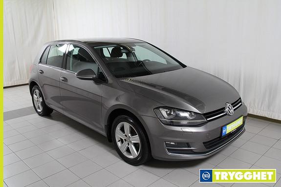 Volkswagen Golf 1,6 TDI 105hk Highline 4Motion Bluetooth,Dab+,innsvingbar krok,LED kj�relys