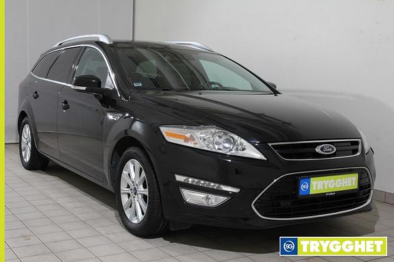 Ford Mondeo 2,0 TDCI 140hk Titanium Aut. WEBASTO!!HENGERFESTE!!ADAPTIV CRUICEKONTROL!!+++