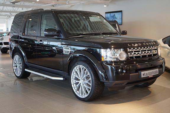 Land Rover Discovery 4 HSE Premium 7 seter TDV6  2010, 131000 km, kr 579000,-
