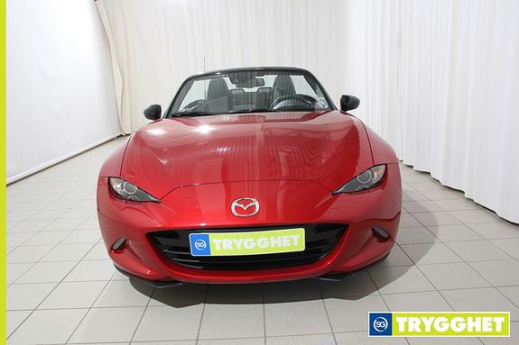 Mazda MX-5 1,5 131hk Sport Vi selger v�r demobil