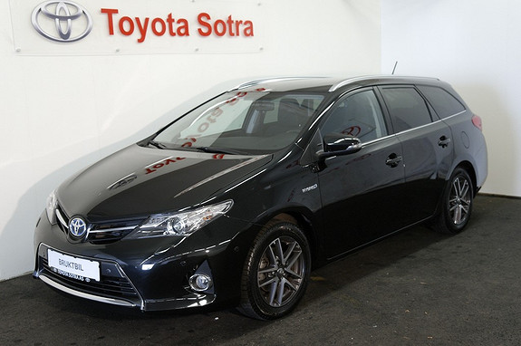 Toyota Auris Touring Sports 1,8 Hybrid Active+  2015, 24057 km, kr 265000,-