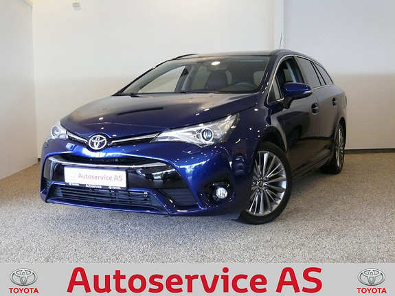 Toyota Avensis Touring Sports 1,8 Active Style M-drive 7S  2016, 15000 km, kr 349000,-