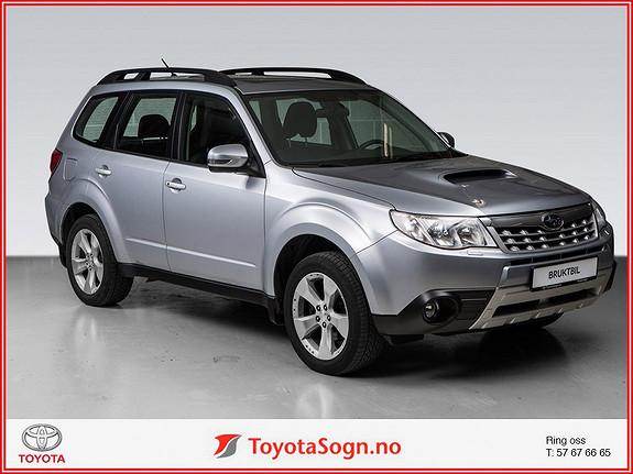 Subaru Forester 2.0D Premium  2012, 86400 km, kr 299000,-