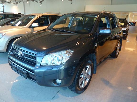 Toyota RAV4 2,2 D-4D 136hk  2007, 213745 km, kr 129000,-