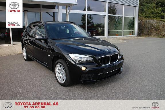BMW X1 xDrive18d (136hk) Automat  2012, 45000 km, kr 319000,-