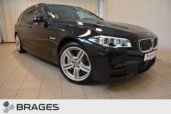 BMW 5-serie 530d xDrive Touring NORSK MSPORT NIGHT VISION ULTIMATE EDITION FULL PAKKE+++  2017, 2 500 km, kr 1 050 000,-