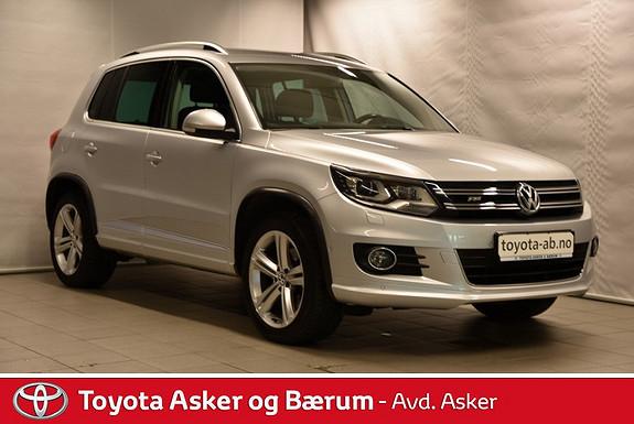 Volkswagen Tiguan 2,0 TDI 140hk 4M BMT Exclusive R RENTEKAMPANJE 2,95%  2013, 55500 km, kr 319000,-