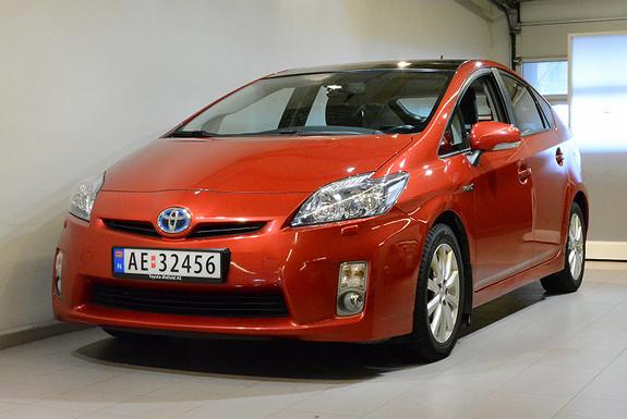Toyota Prius Executive Hybrid SOLCELLETAK  2011, 155000 km, kr 128000,-