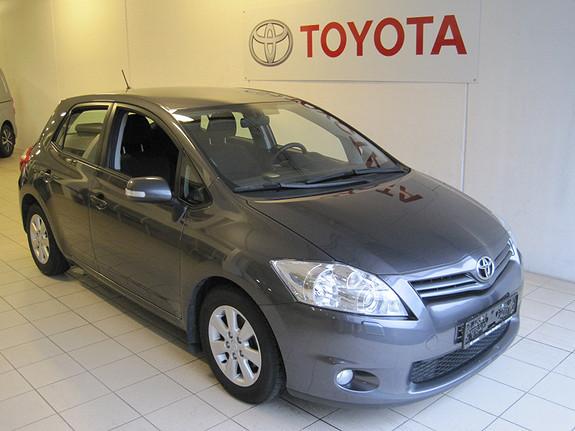 Toyota Auris 1,4 D-4D Silver Edition  2011, 89220 km, kr 129000,-