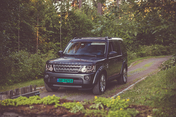 Land Rover Discovery 3.0SDV6 256hk Premium Pack m/