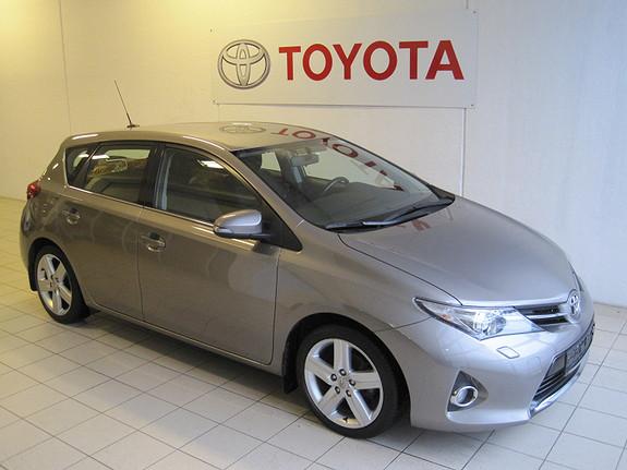Toyota Auris 1,4 D-4D Active  2013, 63000 km, kr 182000,-