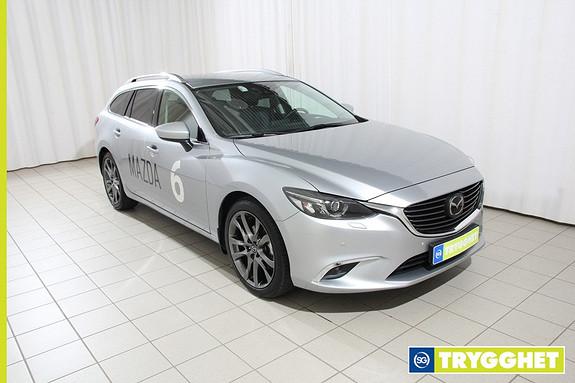Mazda 6 2,2D 175hk Optimum AWD aut Demobil selges