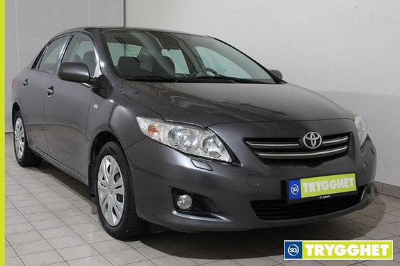 Toyota Corolla 1,4 D-4D Advance MOTORVARMER!!KLIMAANLEGG!!VARMESETER!!