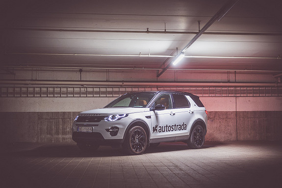 Land Rover Discovery Sport HSE Luxury 7 Seter/Demobil m.