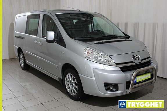 Toyota Proace 2,0 163hk L1H1 aut. 163hk diesel automat