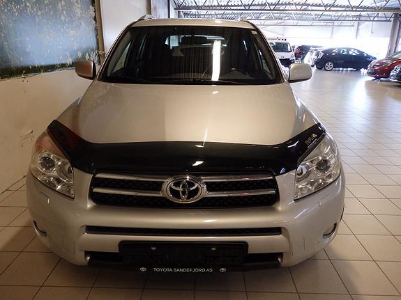 Toyota RAV4 2.2D-4D DPF CROSS SPORT  2008, 164500 km, kr 169000,-