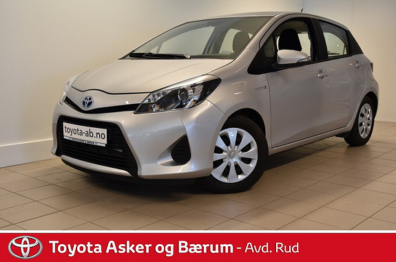 Toyota Yaris 1,5 Hybrid Active e-CVT  2014, 4200 km, kr 189000,-