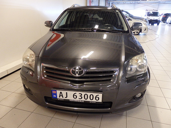 Toyota Avensis 1.8VVT-i SOL  2006, 123000 km, kr 99000,-