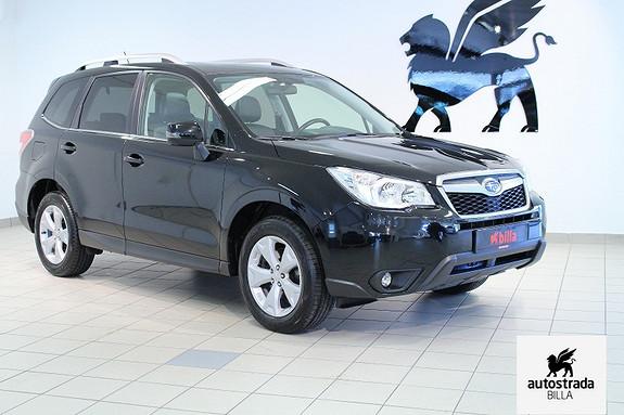 Subaru Forester 2.0D Premium H.feste Navi Bluetooth  2013, 45000 km, kr 319000,-