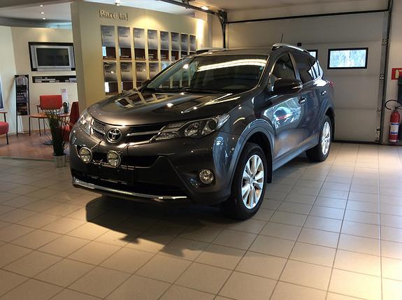 Toyota RAV4 2,0 Bensin Automat Executive  2013, 41500 km, kr 390000,-
