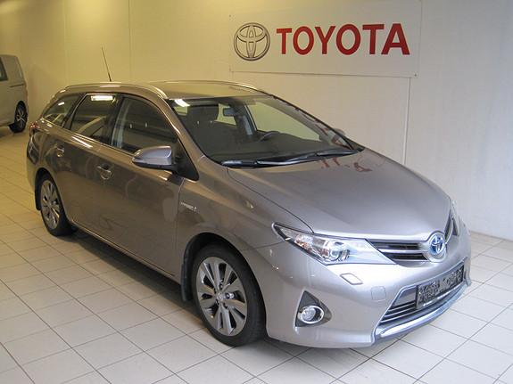 Toyota Auris TS Active 1,8 Hybrid m/navi  2013, 44067 km, kr 229000,-