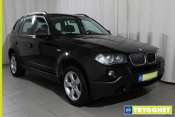 BMW X3 2.0d Automat Ny h�ytrykkspumpe,nye dyser og tilst�tende r�r og koblinger. 1 eiers bil