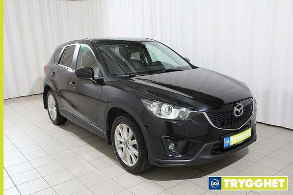 Mazda CX-5 2,2D 150hk Sport 4x4 aut. m/skinn og Bose
