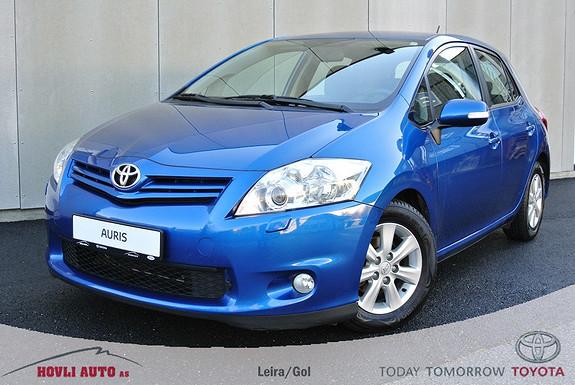 Toyota Auris 1,4 D-4D Silver-Edition Tectyl - M.varmer - 1 eier - 2,95% rente - 1 år garanti  2011, 78600 km, kr 139900,-