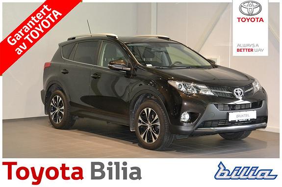 Toyota RAV4 2,0 D-4D 4WD Active Style  2014, 51619 km, kr 345000,-