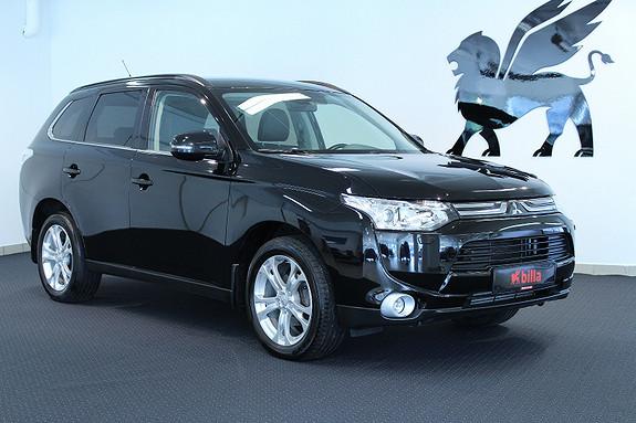 Mitsubishi Outlander 2.2DI-D 4WD Aut. Instyle+  2013, 67000 km, kr 339000,-
