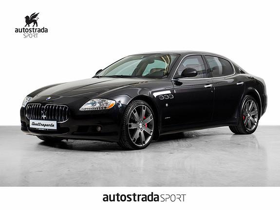 Maserati Quattroporte S Automatica 430HK  2009, 68400 km, kr 749000,-