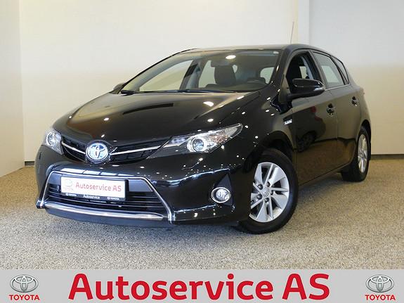 Toyota Auris 1,8 Hybrid E-CVT Active  2013, 37000 km, kr 219000,-