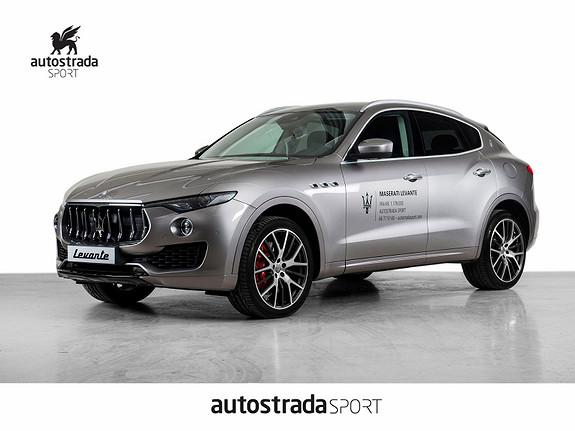 Maserati Levante S 430 HK BiTurbo  2017, 12500 km, kr 1739000,-