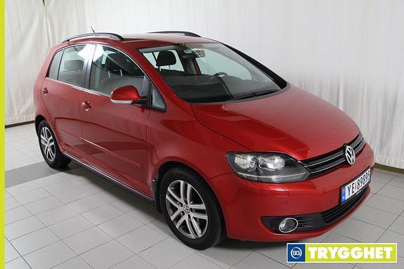 Volkswagen Golf Plus 1,6 TDI 105hk Comfortline DSG KOMMISJONSBIL