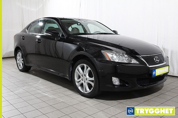 Lexus IS 220 D Luxury 177HK-Navi-Stor Mark Levinson stereo-Rygge