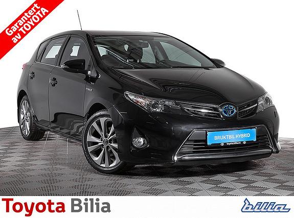 Toyota Auris 1,8 Hybrid E-CVT Active Go navi  2013, 35522 km, kr 229000,-