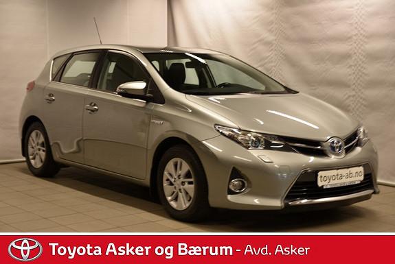 Toyota Auris 1,8 Hybrid E-CVT Active RENTEKAMPANJE 2,95%  2013, 65200 km, kr 199000,-