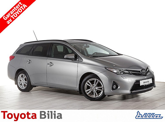 Toyota Auris Touring Sports 1,4 D-4D Style  2014, 43943 km, kr 245000,-