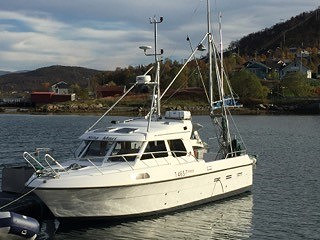 NB 8700 Fiskeriregistrert