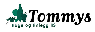 Tommys Hage & Anlegg AS