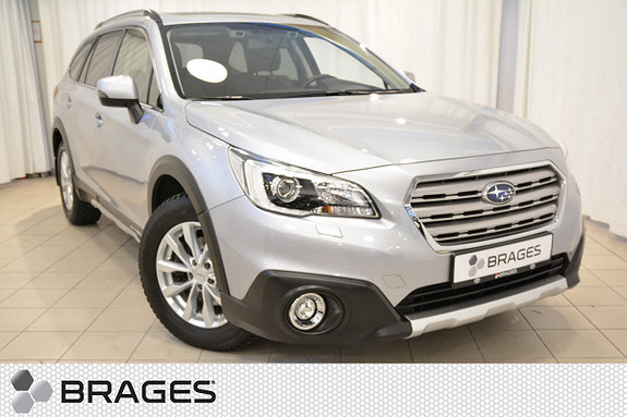 Subaru Outback 2,0D-S Lineartronic Sport Premium KROK DAB NAVI NORSK +  2015, 66000 km, kr 414000,-
