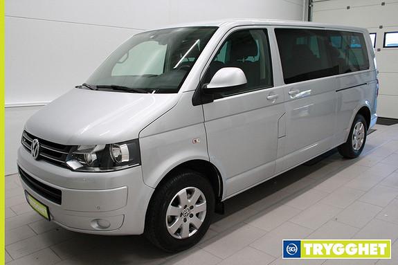 Volkswagen Caravelle 2,0 TDI 115hk lang ,9 seter,klima,cruise,webasto,DAB+,tlf,krok,mørke ruter