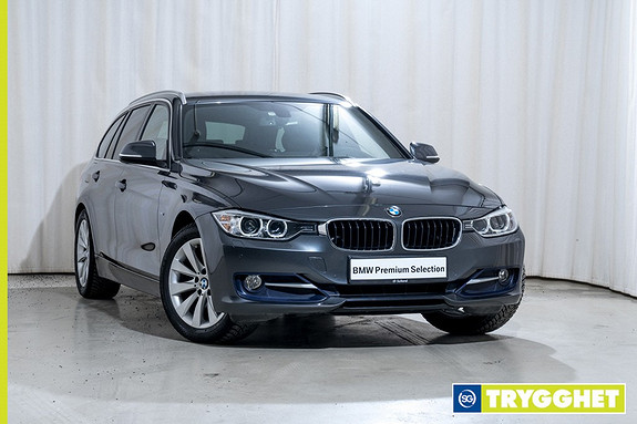 BMW 3-serie 320d 163hk Advantage Edition aut Varmeratt Sportstoler Krok PDC Navi DSB Sportline