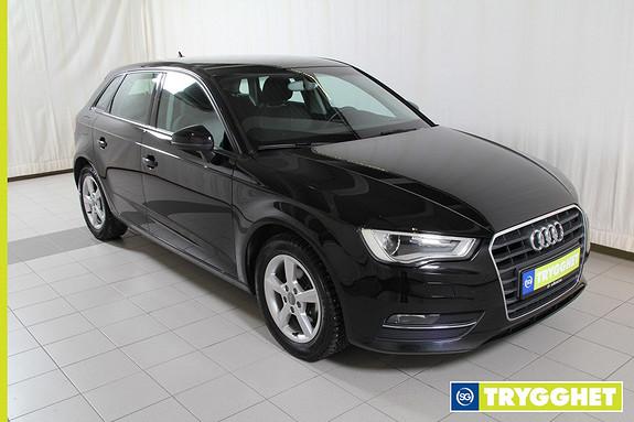 Audi A3 1,2 TFSI 110hk Ambition S tronic Bluetooth,DAB+,navigasjon,avtagbar krok,ryggesensorer