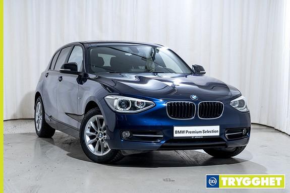 BMW 1-serie 116i Krok Sportseter Xenon DAB