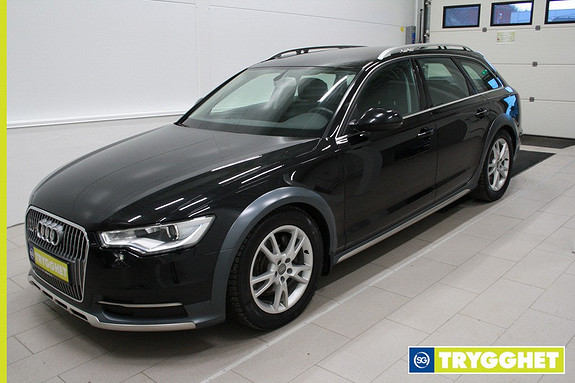 Audi A6 allroad quattro 3.0 TDI 204hk S tronic ,Xenon,cruise,DAB+,parksensorer,tlf,navi,krok,